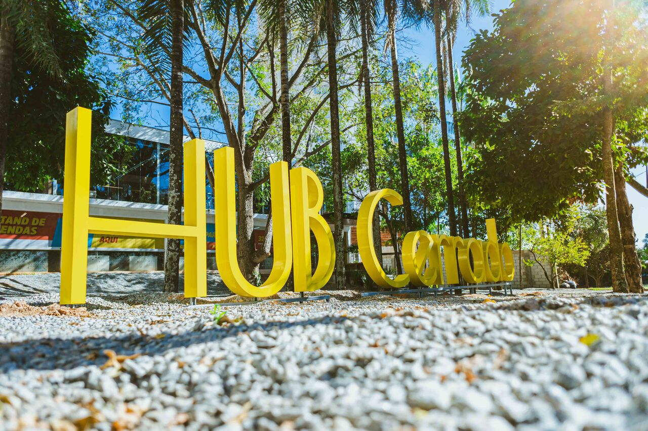 Um tour pelo Hub!