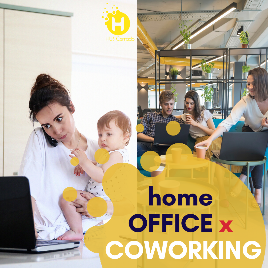 Home Office x Coworking